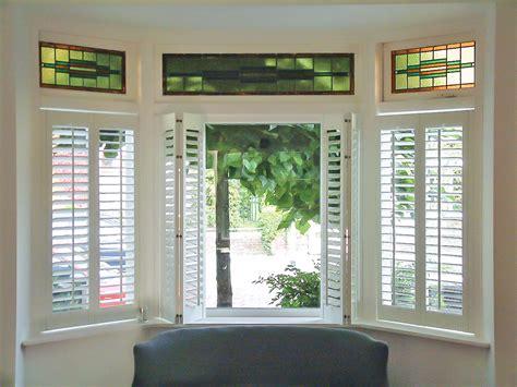 Plantation Shutters Bay Window Images