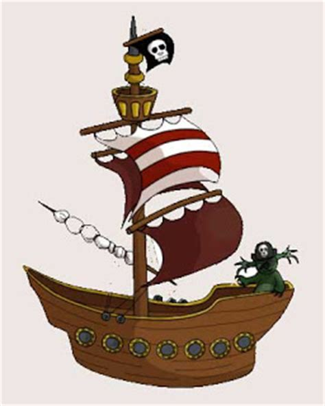 Papercraft Pirate Ship - pirate ship papercraft paperkraft net free papercraft