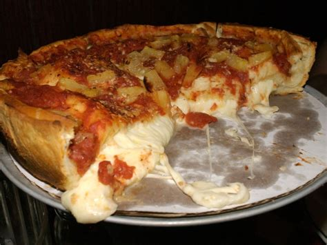chicago style pizza cheese want real chicago deep dish pizza skip the tourist traps