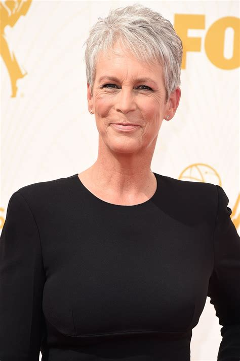 jamie lee curtis jamie lee curtis short hairstyles