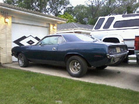 ***rare*** 1971 barracuda 1 of 276!!!