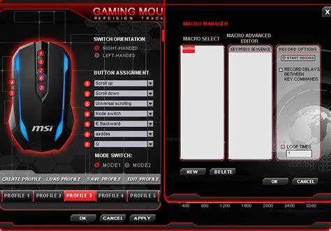 Mouse Macro Msi msi gaming mouse macro 187 sayfa 1 2