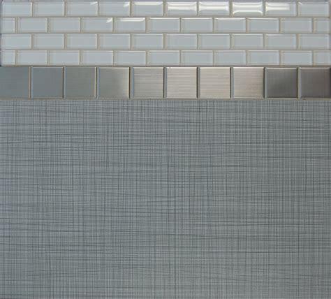 Non Tile Kitchen Backsplash Ideas Decoration Glossy Subway Tile Kitchens Design Inspiring