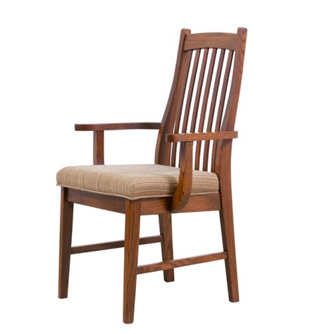 mission dining chair home envy furnishings solid wood