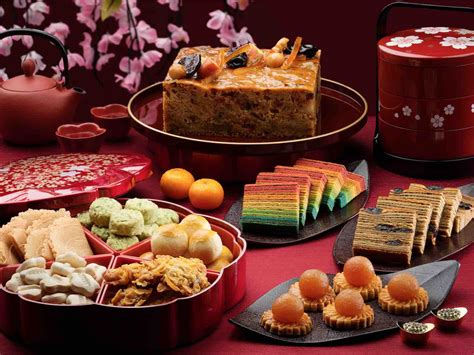 new year goodies singapore 2018 singapore marriott tang plaza hotel cny reunion feasts