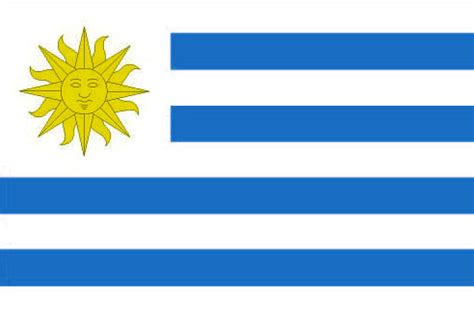animated uruguay flags clipart