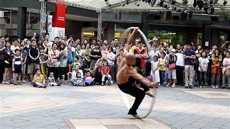 street tuner amazing vitruvian man street performance will blow your