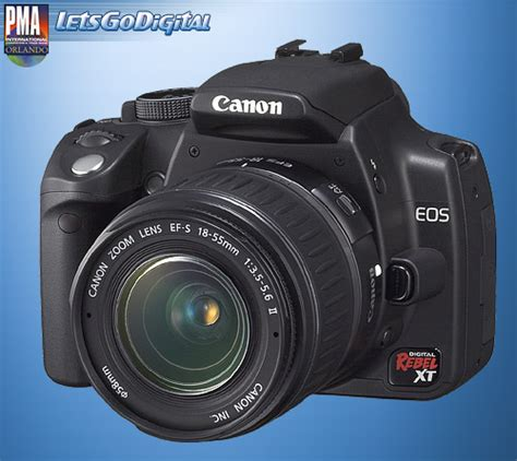 canon eos rebel xt digital canon eos digital rebel xt pma report 2005