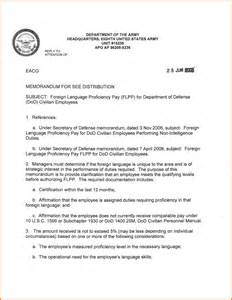 army correspondence memorandum for record pictures to pin