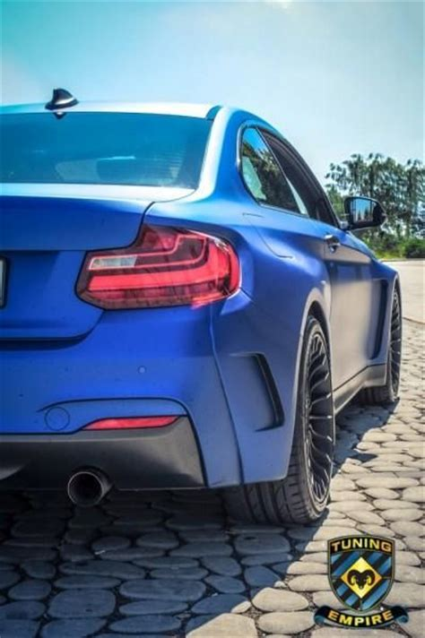 Bmw 2er Bodykit by Bmw F22 2er Coupe Widebody Kit Tuning Empire Alpina 1