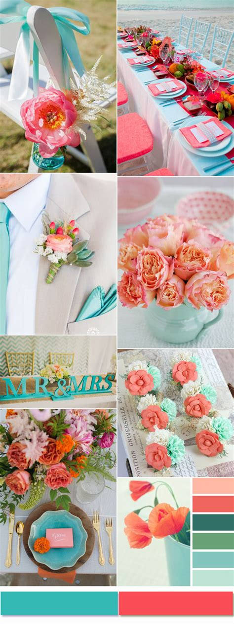 2017 most trendy and color combinations based on the wedding report stylish wedd