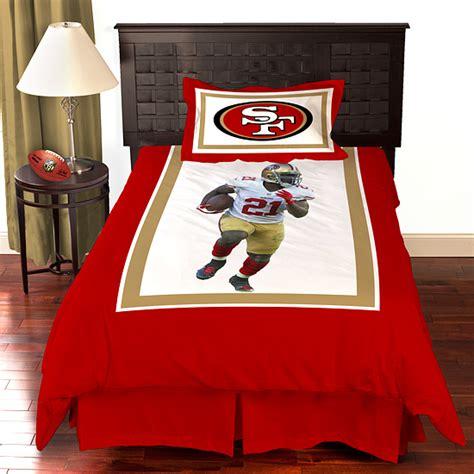 San Francisco Giants Bedding Set Biggshots Nfl Comforter Sets