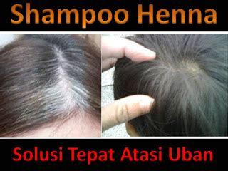 Jettstree Hair Mask herbal rambut uban shoo henna solusi tepat mengatasi uban
