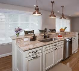 pictures of kitchen islands with sinks image result for kitchen island with sink and dishwasher