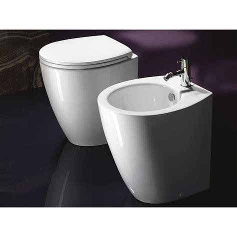 sanitari bagno catalano catalano sanitari velis 50 vaso 1vp5000 bidet 1bi5000