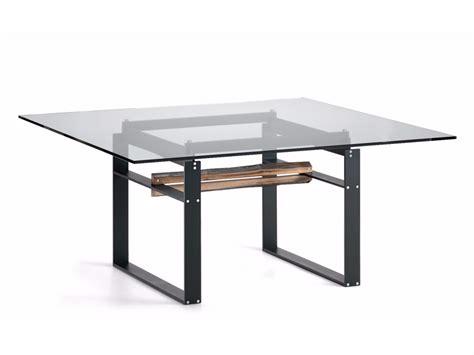 tavolo quadrato cristallo tavolo quadrato in cristallo jerez by cattelan italia