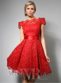 why red lace dress is so popular iris gown