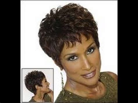 hairstyles for women over 60 african american best hairstyles for black women over 60 youtube