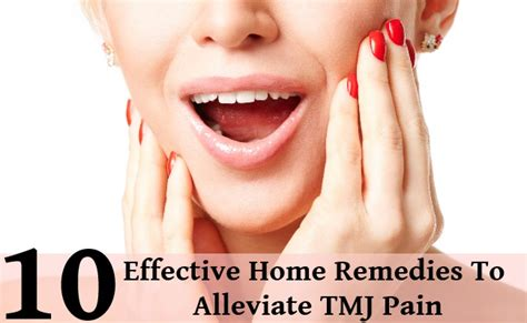 10 effective home remedies to alleviate tmj search