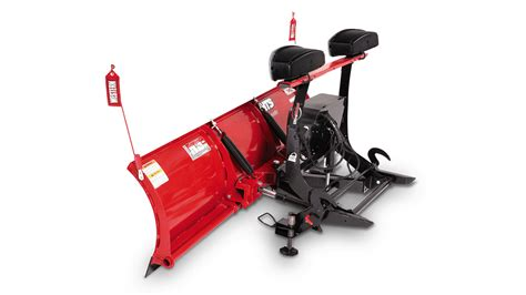 western hts  ton snowplow western products