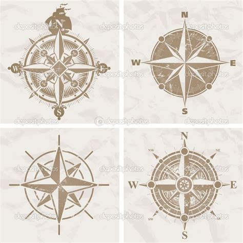 compass tattoo vintage vintage compass star www pixshark com images galleries