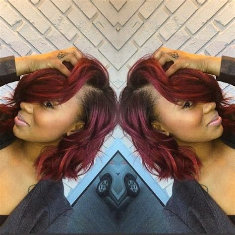 african american ombre bob 17 best images about bob hairstyles for black women on