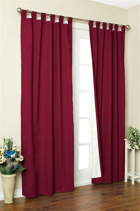 Burgundy Tab Top Curtains Burgundy Tab Top Curtains Vidaxl Co Uk 2 Baroque Taffeta Tab Top Curtains 140 X 225 Cm