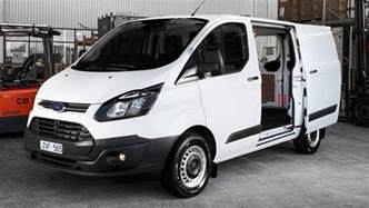 2014 ford transit custom review carsguide