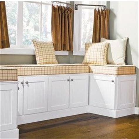 built in kitchen bench seating with storage diy bench kitchen cabinets and window seats on pinterest