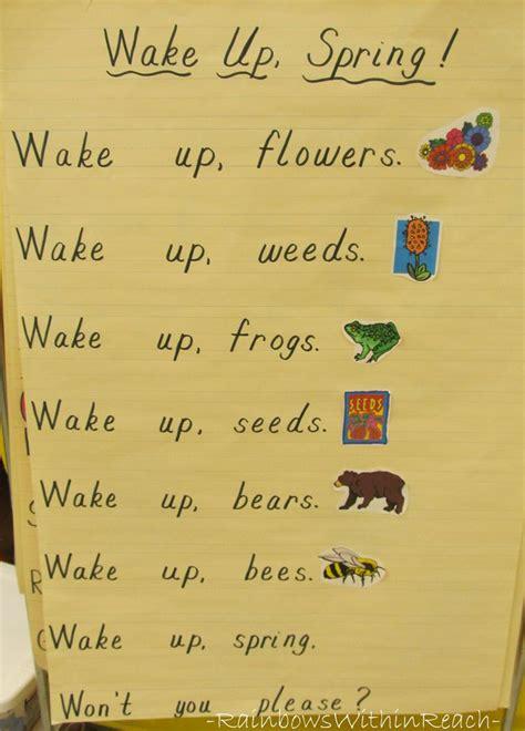 poem for child 43 best poetry folders kindergarten images on