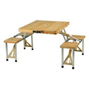picnic at ascot portable picnic table walmart