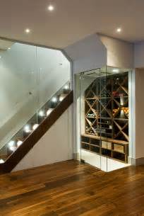 wine cellar stairs 20 eye catching under stairs wine storage ideas