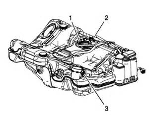 where is the chevy malibu vapor canister purger solenoid