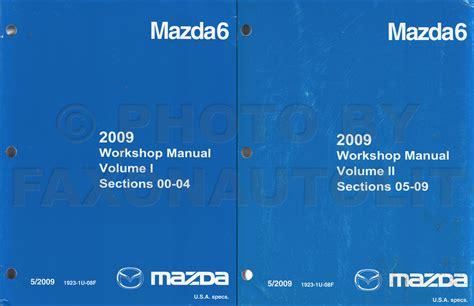 service and repair manuals 2009 mazda mazda6 instrument cluster service manual 2009 mazda mazda6 repair manual free 2003 2011 haynes mazda mazda 6 repair