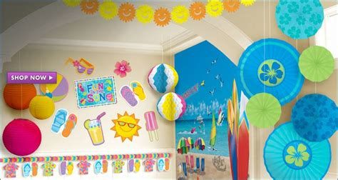 Sommer Dekoration by Summer Decorations Don T Be Tardy For The