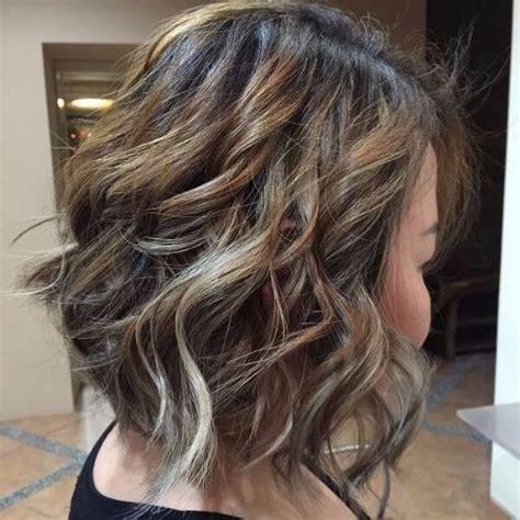 short hair cut and ash color streaks look grey 50 ash blonde hair ideas for all hair lengths