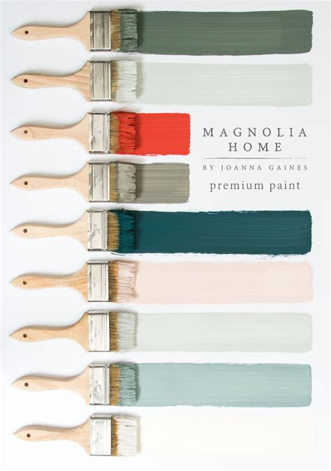 paint colors in joanna gaines home joanna gaines new paint line magnolia home paint