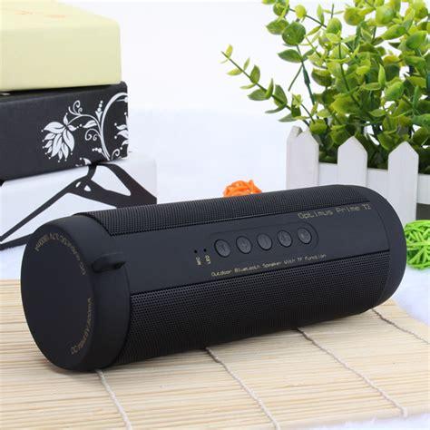 Speaker Bluetooth Wireless Bass Fm Radio T2 bluetooth speaker wireless bass waterproof