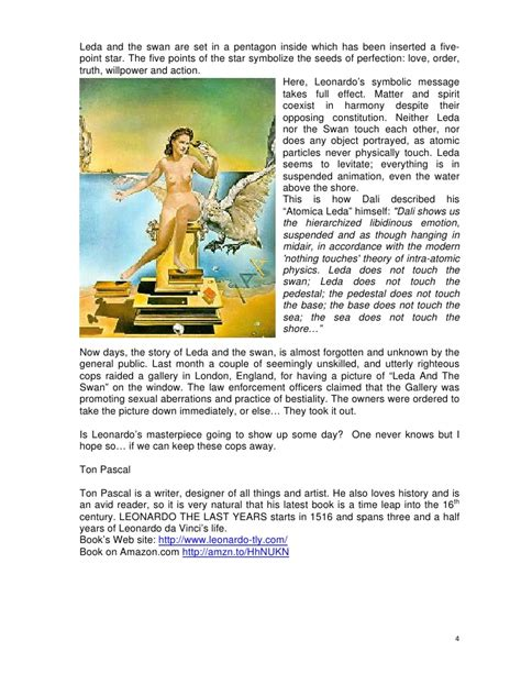 Leda And The Swan Analysis Essay by Essay Number 3 Leda And The Swan
