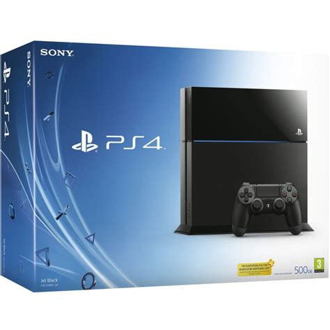 playstation 4 console ps4 console zavvi