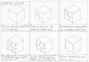 how to draw isometric circles by turnbuckle on deviantart