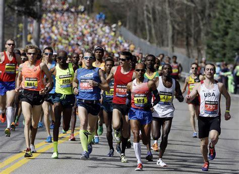 To Marathon by 5 Things To For At The 120th Boston Marathon Wbur News
