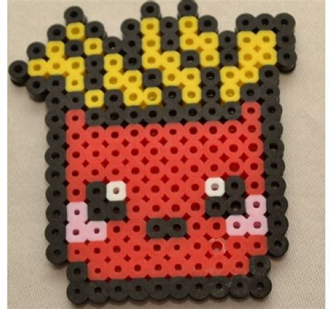 Nyan Cat Set Monkey Chef by Kawaii Perler Bead Cake Ideas And Designs