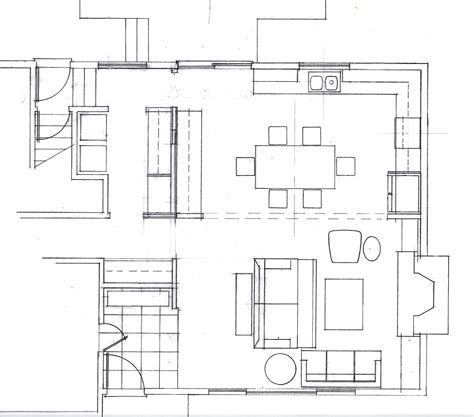 need small eat in kitchen layout help blog