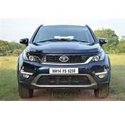 Tata Hexa XT MT Front Fascia Review