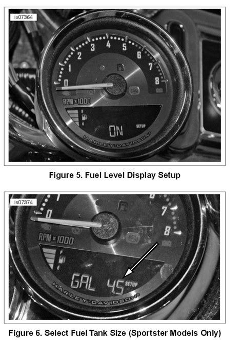 Xl 883 Std Iron Combination Digital Speedometer Analog
