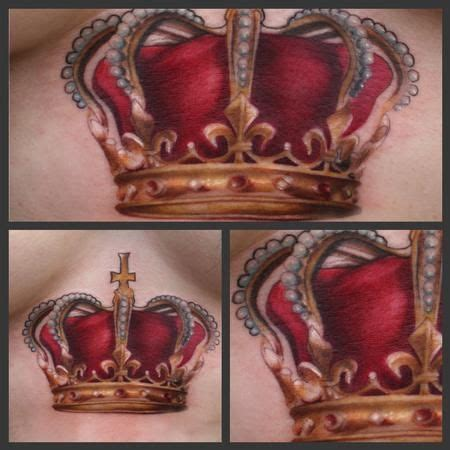 red crown tattoo 17 best ideas about crown design on