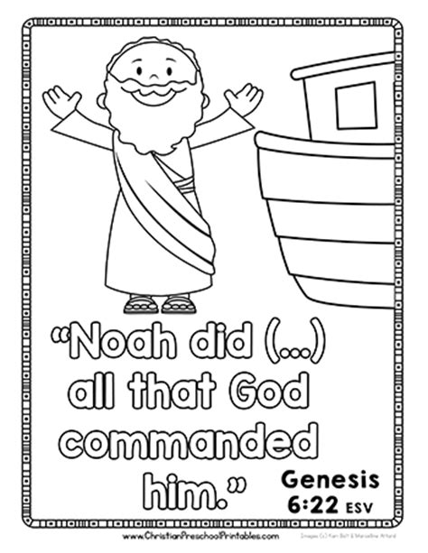 coloring pages noah s ark preschool lovely ideas noah s ark coloring pages printable preschool