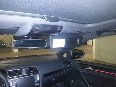 Bmw Airbag Aufkleber Sonnenblende Entfernen by Hypuhs Golf 7 Gti Performance Seite 13 Golf 7