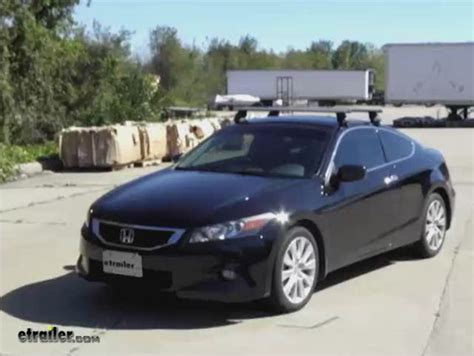 Honda Civic Coupe Roof Rack by Roof Rack For 2012 Accord By Honda Etrailer